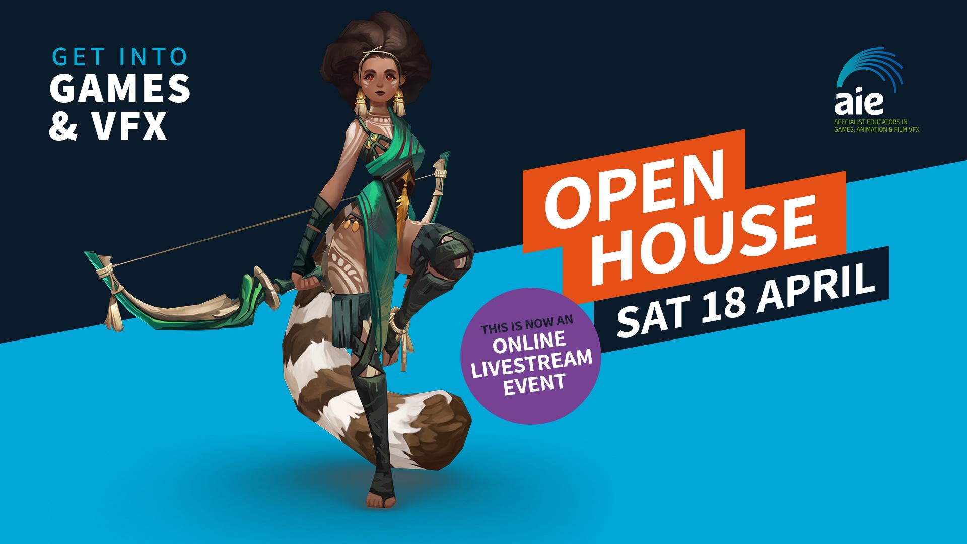 AIE Open House | April 2020