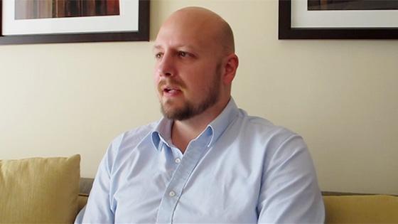 Damon Raynor | AIE Graduate Success