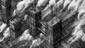 Auxilia Game Concept Art 02 - Artcade Student Project | AIE