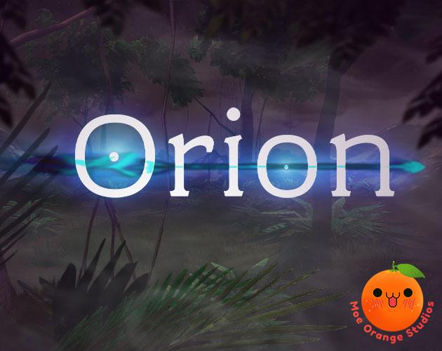 Orion Logo - Artcade Student Project | AIE Lafayette